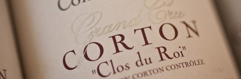 comte senard corton blog